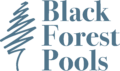Black Forest Pools Logo